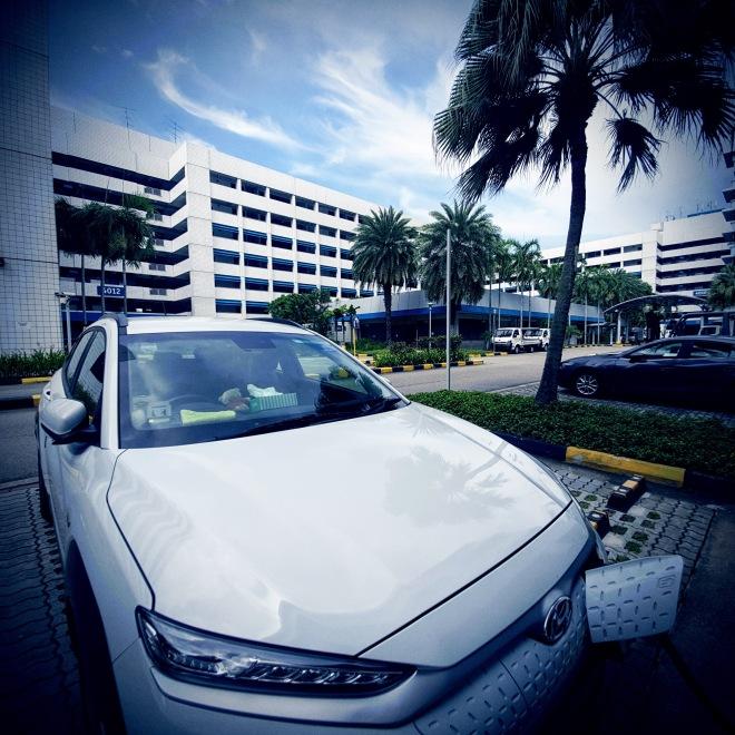 Electric car Charging