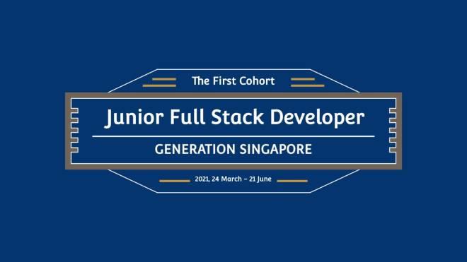 1st Cohort Full Stack Developer